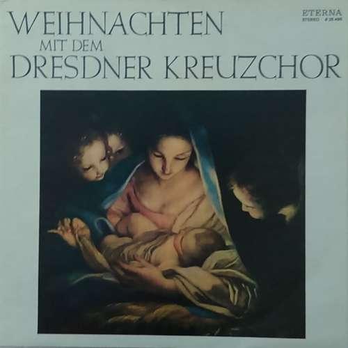 Bild Dresdner Kreuzchor - Weihnachten Mit Dem Dresdner Kreuzchor (LP, Blu) Schallplatten Ankauf