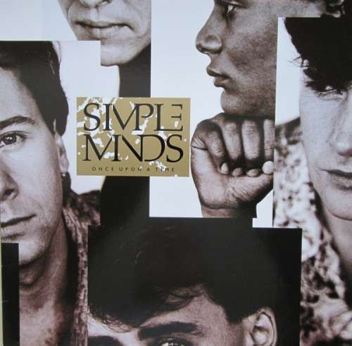 Cover Simple Minds - Once Upon A Time (LP, Album) Schallplatten Ankauf