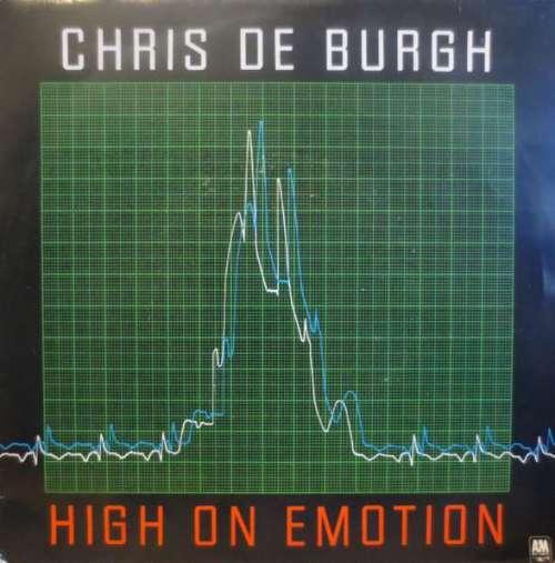 Bild Chris de Burgh - High On Emotion (7, Single) Schallplatten Ankauf