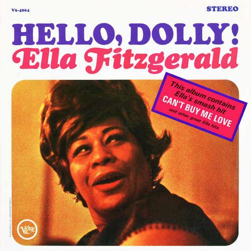 Cover zu Ella Fitzgerald - Hello, Dolly! (LP, Album) Schallplatten Ankauf