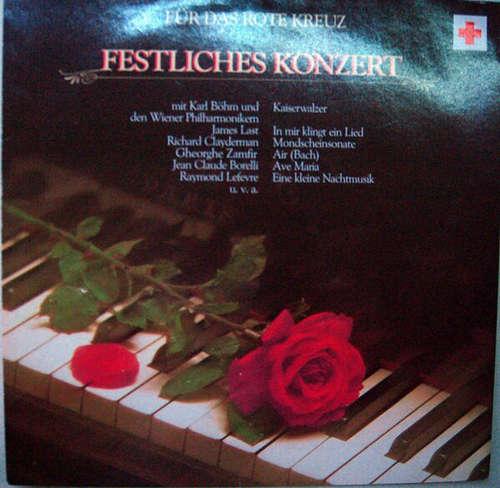 Bild Various - Für Das Rote Kreuz - Festliches Konzert (LP, Comp) Schallplatten Ankauf