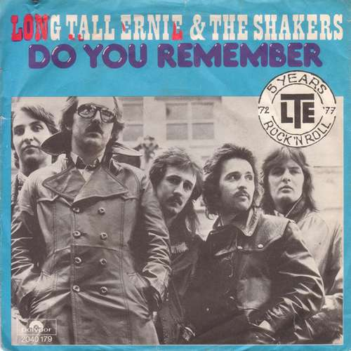 Bild Long Tall Ernie And The Shakers - Do You Remember (7, Single) Schallplatten Ankauf