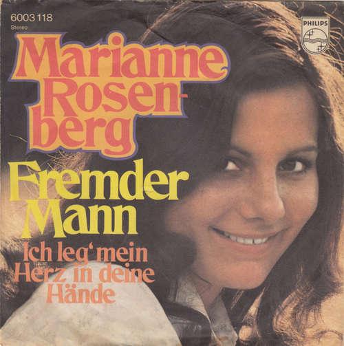 Cover zu Marianne Rosenberg - Fremder Mann (7, Single) Schallplatten Ankauf