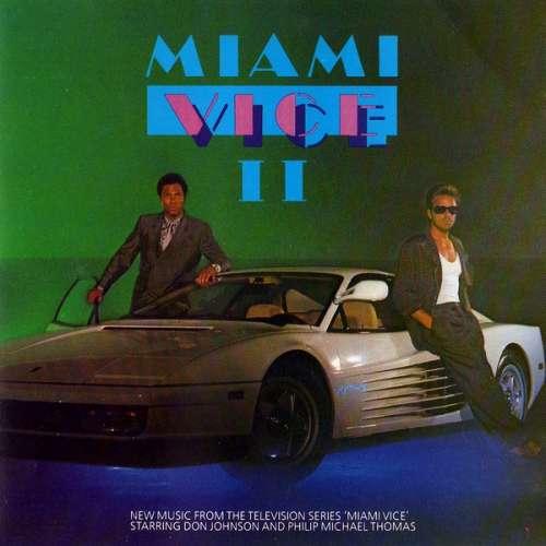 Cover Various - Miami Vice II (CD) Schallplatten Ankauf