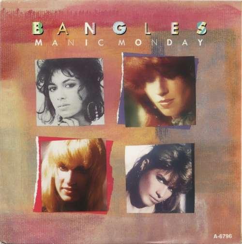 Bild Bangles - Manic Monday (7, Single) Schallplatten Ankauf