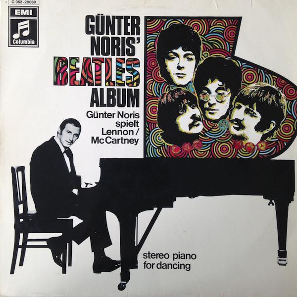 Cover Günter Noris - Günter Noris' Beatles Album (LP, Album) Schallplatten Ankauf