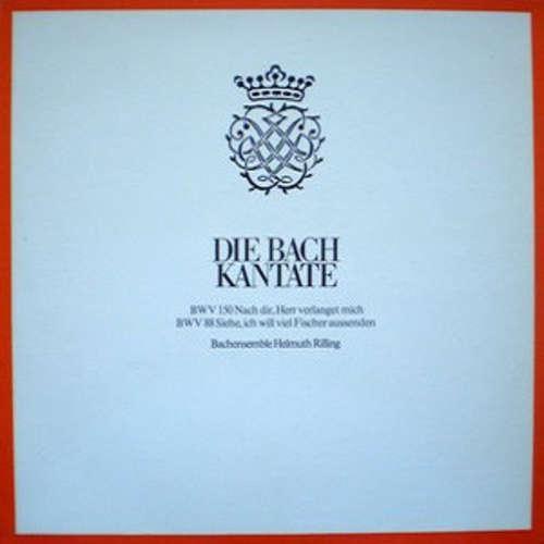 Bild Johann Sebastian Bach, Bach-Ensemble, Helmuth Rilling, Bach-Collegium Stuttgart* - Die Bach Kantate: BWV 187 / BWV 81 (LP) Schallplatten Ankauf
