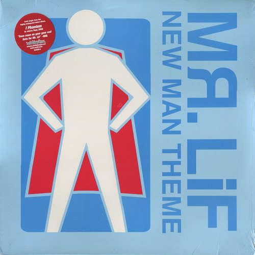 Bild Mr. Lif - New Man Theme (12) Schallplatten Ankauf