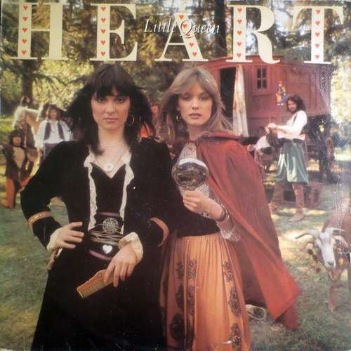 Cover Heart - Little Queen (LP, Album) Schallplatten Ankauf