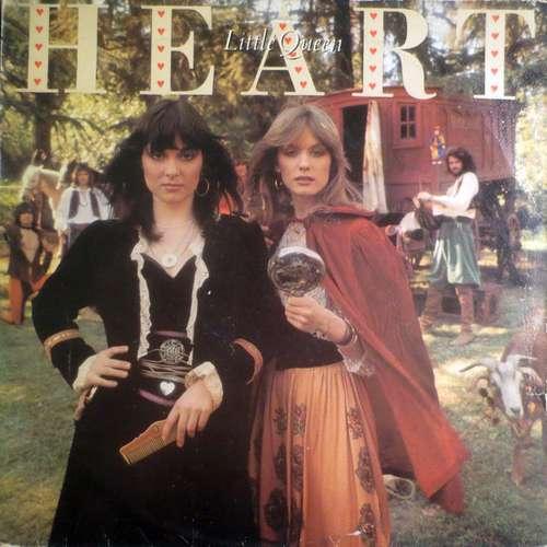 Cover Heart - Little Queen (LP, Album) Schallplatten Ankauf