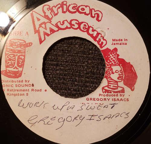 Bild Gregory Isaacs - Work Up A Sweat (7, Single, M/Print) Schallplatten Ankauf