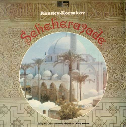 Bild Rimsky-Korsakov* - Leipzig Pro Arte Symphony Orchestra, Gorg Ramifski - Scheherazade (LP) Schallplatten Ankauf