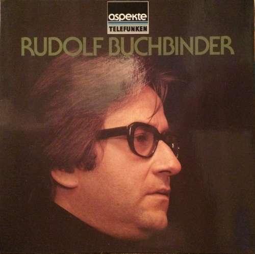 Cover zu Rudolf Buchbinder - Rudolf Buchbinder (LP) Schallplatten Ankauf