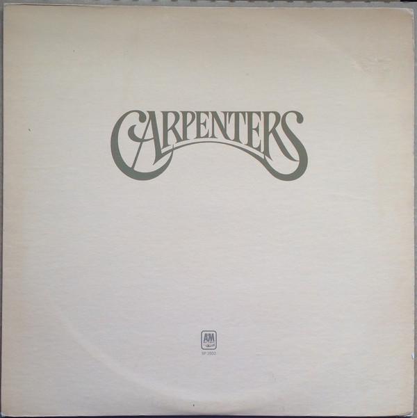 Cover Carpenters - Carpenters (LP, Album, RE) Schallplatten Ankauf