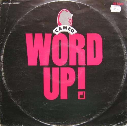 Cover Cameo - Word Up! (12, Maxi) Schallplatten Ankauf
