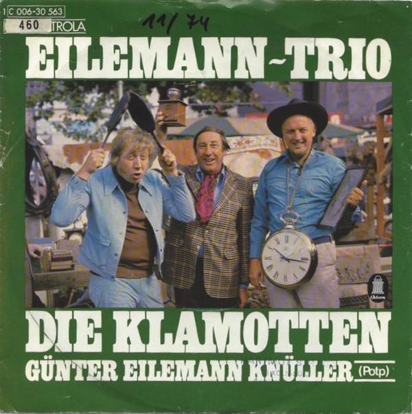 Bild Eilemann-Trio - Die Klamotten (7, Single) Schallplatten Ankauf