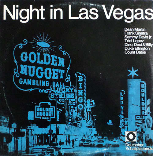 Cover Various - Night In Las Vegas (LP, Comp, Club) Schallplatten Ankauf