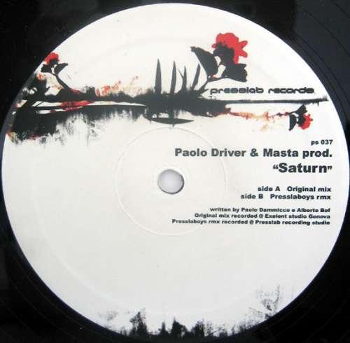 Bild Paolo Driver & Masta Prod. - Saturn (12) Schallplatten Ankauf