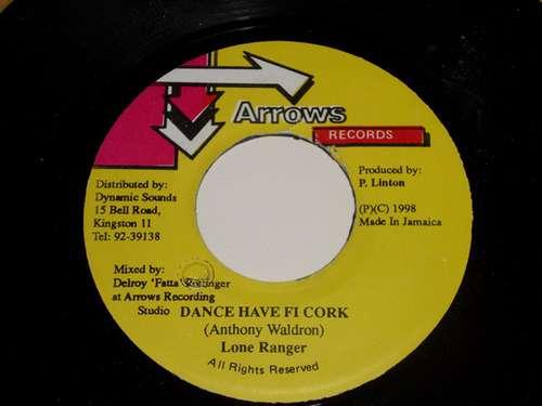 Bild Lone Ranger - Dance Have Fi Cork (7) Schallplatten Ankauf