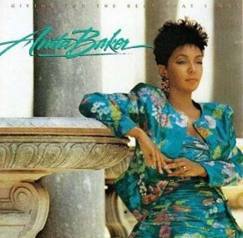 Cover Anita Baker - Giving You The Best That I Got (LP, Album) Schallplatten Ankauf