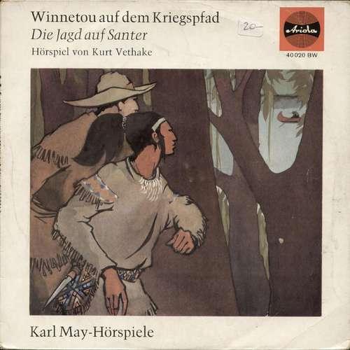 Bild Various - Winnetou Auf Dem Kriegspfad (Die Jagd Auf Santer) (7) Schallplatten Ankauf
