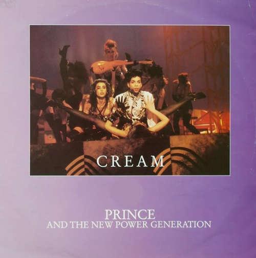 Cover Prince And The New Power Generation - Cream (7, Single, Big) Schallplatten Ankauf