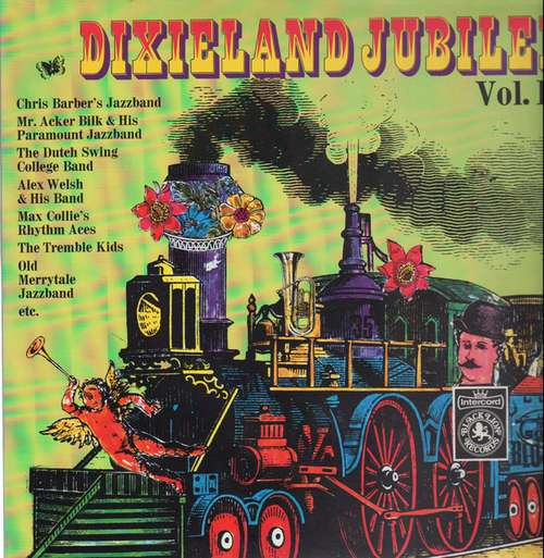 Cover Various - Dixieland Jubilee Vol. IV (2xLP, Comp) Schallplatten Ankauf