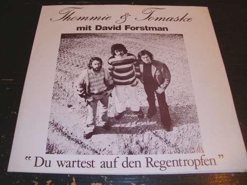 Bild Thommie* & Tomaske* Mit David Forstman - Du Wartest Auf Den Regentropfen (LP, Album) Schallplatten Ankauf