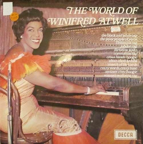 Cover zu Winifred Atwell - The World Of Winifred Atwell (LP, Comp) Schallplatten Ankauf