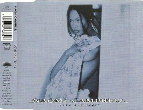 Cover Naomi Campbell - Love And Tears (CD, Maxi) Schallplatten Ankauf