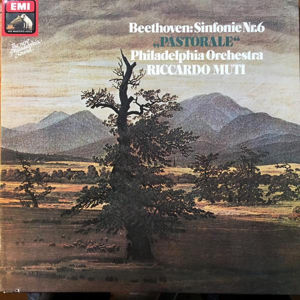 Bild Beethoven*, Philadelphia Orchestra*, Riccardo Muti - Sinfonie Nr. 6, Pastorale (LP) Schallplatten Ankauf