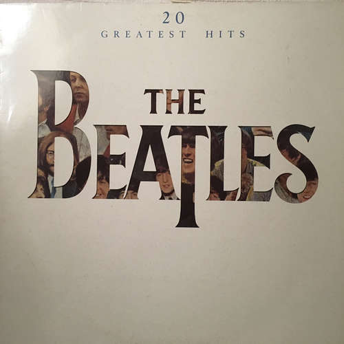 Cover zu The Beatles - 20 Greatest Hits (LP, Comp) Schallplatten Ankauf