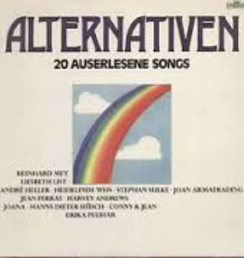 Bild Various - Alternativen - 20 Auserlesene Songs (LP, Comp) Schallplatten Ankauf