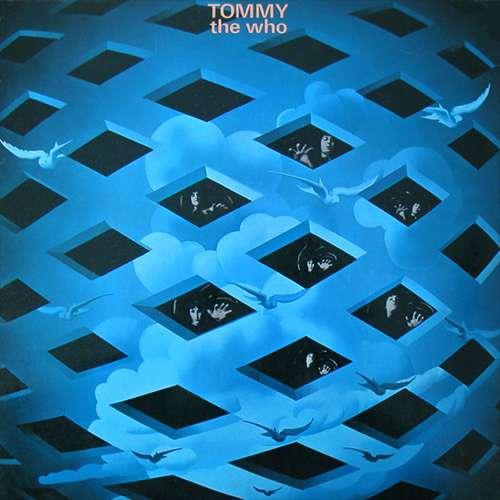 Cover The Who - Tommy (2xLP, Album, RE, Tri) Schallplatten Ankauf