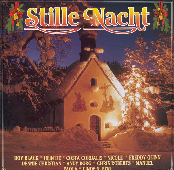 Cover Various - Stille Nacht (2xLP, Comp) Schallplatten Ankauf