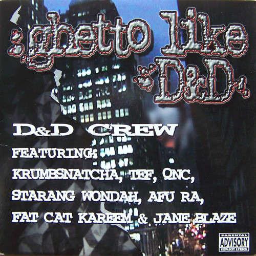 Bild D & D Crew - Ghetto Like D&D (12) Schallplatten Ankauf