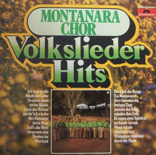 Bild Montanara Chor - Volkslieder-Hits (LP, Comp) Schallplatten Ankauf