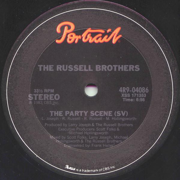 Bild The Russell Brothers - The Party Scene (12) Schallplatten Ankauf