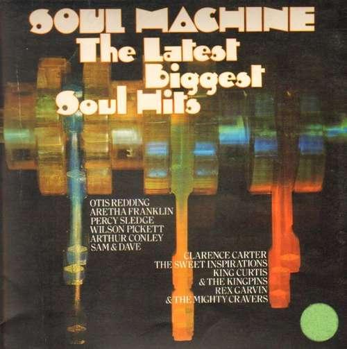 Bild Various - Soul Machine - The Latest Biggest Soul Hits (LP, Comp, 3D ) Schallplatten Ankauf