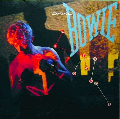 Cover David Bowie - Let's Dance (LP, Album, Club) Schallplatten Ankauf