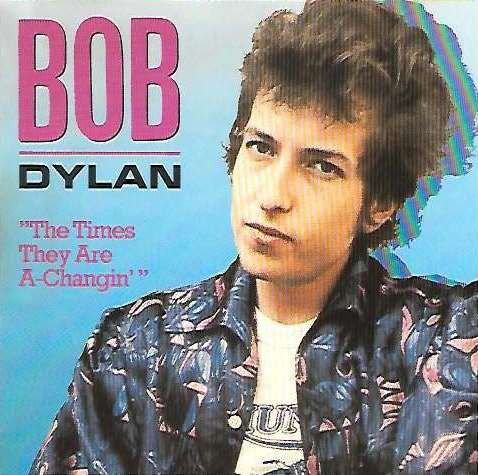 Bild Bob Dylan - The Times They Are A-Changin' (CD, Comp) Schallplatten Ankauf