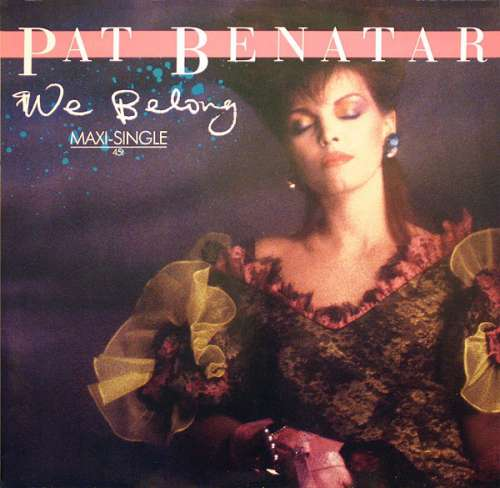 Cover zu Pat Benatar - We Belong (12, Maxi) Schallplatten Ankauf