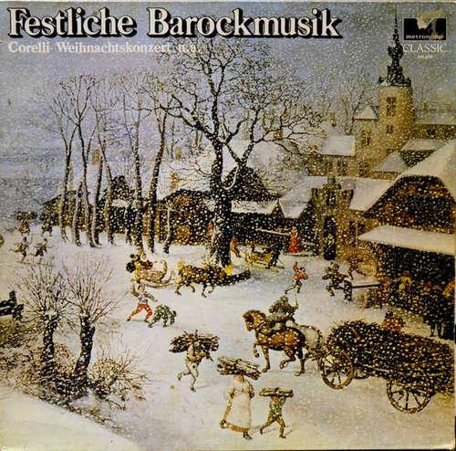 Bild Various - Festliche Barockmusik (LP) Schallplatten Ankauf