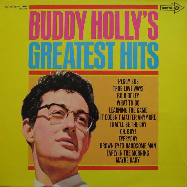 Bild Buddy Holly - Buddy Holly's Greatest Hits (LP, Comp) Schallplatten Ankauf