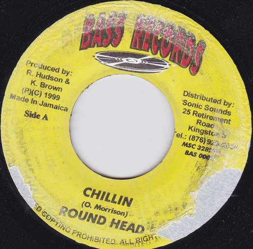 Bild Round Head / Notchilous Demus - Chillin / Nuff Girls (7) Schallplatten Ankauf