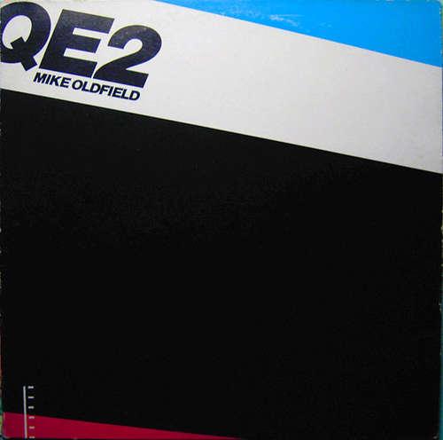 Cover Mike Oldfield - QE2 (LP, Album) Schallplatten Ankauf