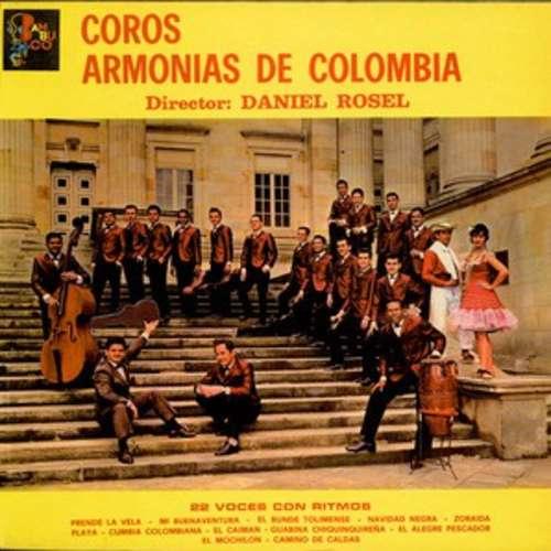 Cover Coros Armonias De Colombia , Director: Daniel Rosel - 22 Voces Con Ritmos (LP, Album) Schallplatten Ankauf