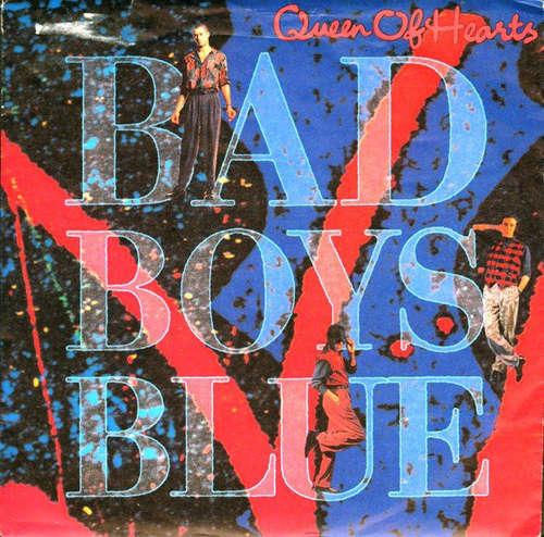 Cover Bad Boys Blue - Queen Of Hearts (7, Single) Schallplatten Ankauf