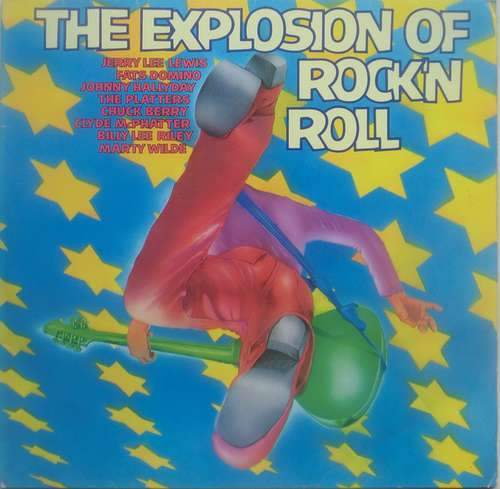 Bild Various - The Explosion Of Rock'N Roll (2xLP, Comp, Club) Schallplatten Ankauf