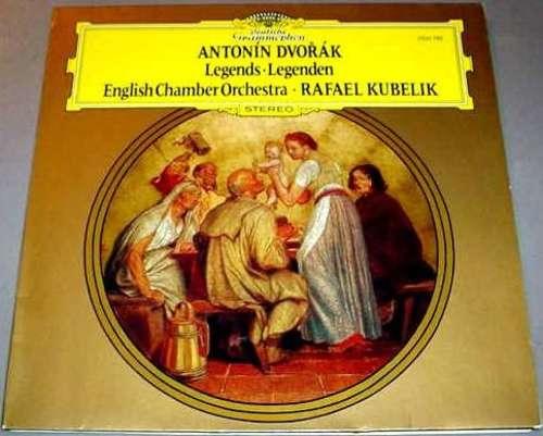 Bild Antonín Dvořák - English Chamber Orchestra • Rafael Kubelik - Legends • Legenden (LP) Schallplatten Ankauf